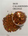 H630 CALAMONDIN ORANGE (1.6MM) 500G/BAG