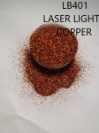 LB401 Laser Light Copper (0.3MM) 500G BAG