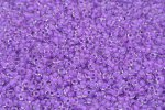Seed Beads -11/0 size #279 Transparent Dark Purple 1/6Pound