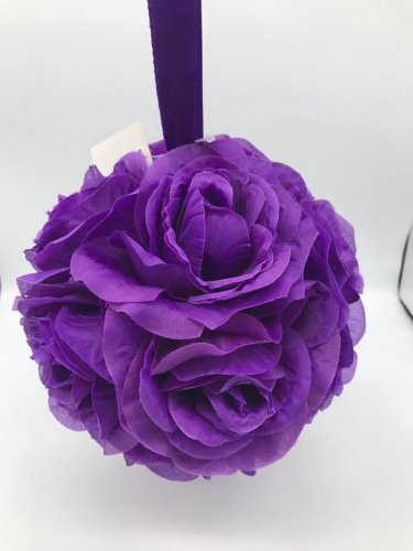 "PFB-02PUR Purple 10"" Hanging Ball (1pcs)"