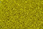 Seed Beads -11/0 size #32 Metal Yellow 1/6Pound