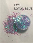 R220 ROYAL BLUE (1.6MM) 500G/BAG