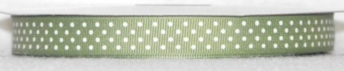 DT417-050 #C16 Willow w/Ivory Dots