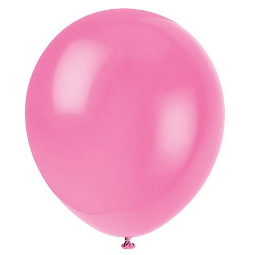 "P1050P 12"" Balloon Pink (12pcs)"