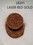 LB201 Laser Red Gold (0.3MM) 500G BAG