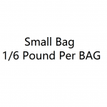 Small Bag (1/6 pound)