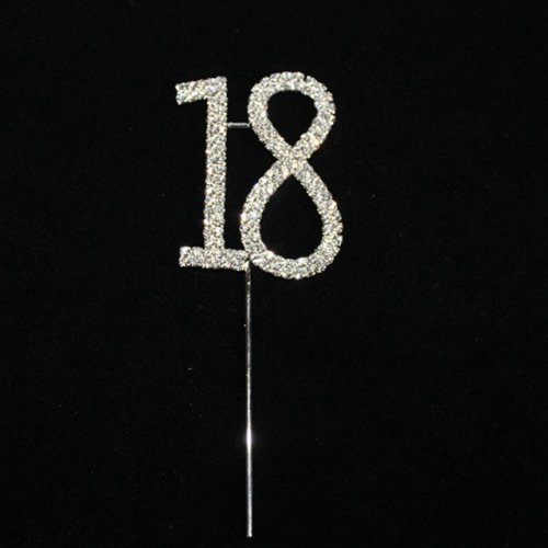 P1093 Cake Topper Number (18)