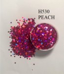 H530 PEACH (1.6MM) 500G/BAG