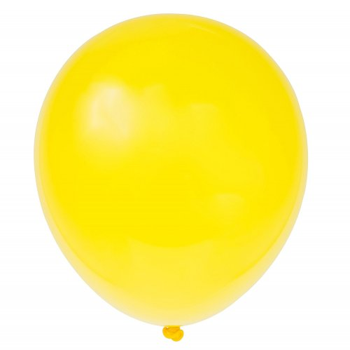 "P1050Y 12"" Balloon Yellow (12pcs)"