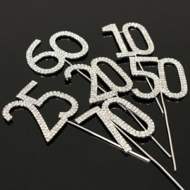 Cake Topper Two Number
