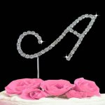 P1092 Cake Topper Letter (A)