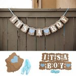 PLH1603 Baby Shower Banner (Its a boy)