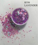 R550 LAVENDER (1.6MM) 500G/BAG