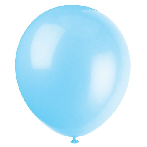 "P1050PB 12"" Balloon Powder Blue (12pcs)"