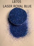 LB705 Laser Royal Blue (0.3MM) 500G BAG
