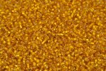 Seed Beads -11/0 size #30G Yellow Gold 1/6Pound