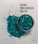H240 PRUSSIAN BLUE (1.6MM) 500G/BAG