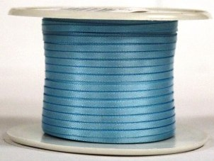 "1/8"" 100Y SATIN #052 Lt.Blue"